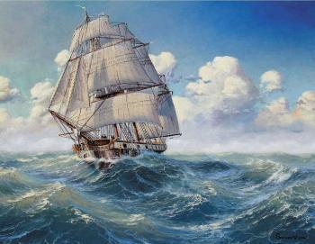 Певец волны и славы Дальнего Востока