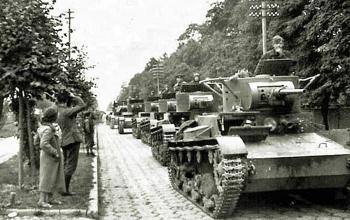 Польский поход 1939-го: освобождение или удар в спину?