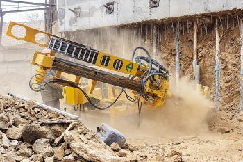 Современные геотехнологии  в строительстве