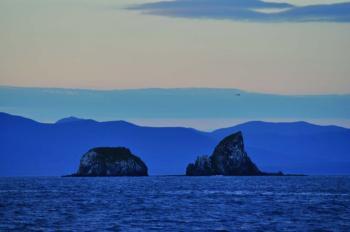Острова в океане