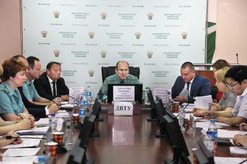 Юбилейный выпуск состоялся во Владивостокском филиале РТА