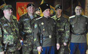 Как уссурийские казаки в Запорожскую сечь ездили