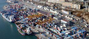 О таможенных операциях в морских портах