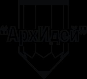 Логотип компании АрхИдей, творческая мастерская