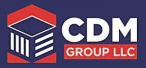 Логотип компании СДМ-Групп