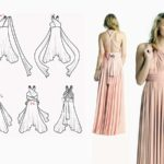 Платье-трансформер:  инструкция по применению