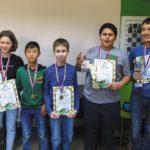 Шахматный турнир памяти Л.В. Семенова