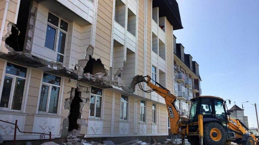 Чем грозит самовольное строительство