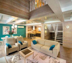 Индивидуальный проект двухэтажного дома