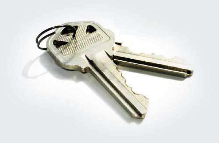 Получите ключи от Личного кабинета директора