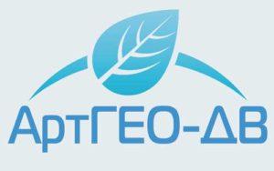 "Логотип компании ""АртГЕО-ДВ"""