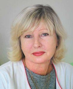 Светлана  Александровна Демина, врач-оториноларинголог МЦ «Докторъ Ольга»