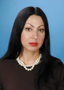К.Г. Макеева, нотариус Владивостокского нотариального округа