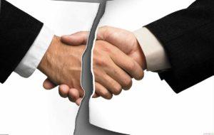 Расторжение договора: как прекратить договор без проблем