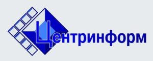 Логотип компании Центринформ, МАУ ДО