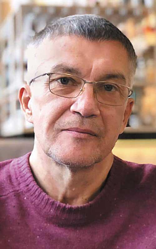 Настич Дмитрий Николаевич