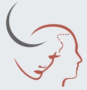 """Логотип компании """"Esthetic World, учебный центр"""""""