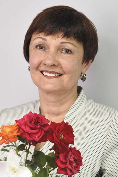 Машкова Елена Викторовна