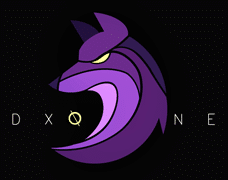 Логотип компании dxOne, IT-компания