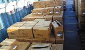 Владивостокские таможенники пресекли ввоз более 28000 литров контрафактного моторного масла