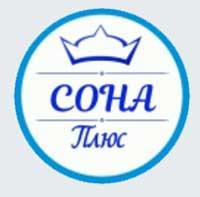 Логотип компании СОНА ПЛЮС, сеть стоматологических клиник