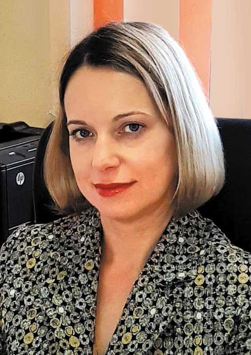 Ильина Анна Анатольевна