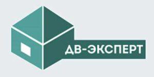 """Логотип компании """"ДВ-эксперт, экспертно-оценочная компания"""""""