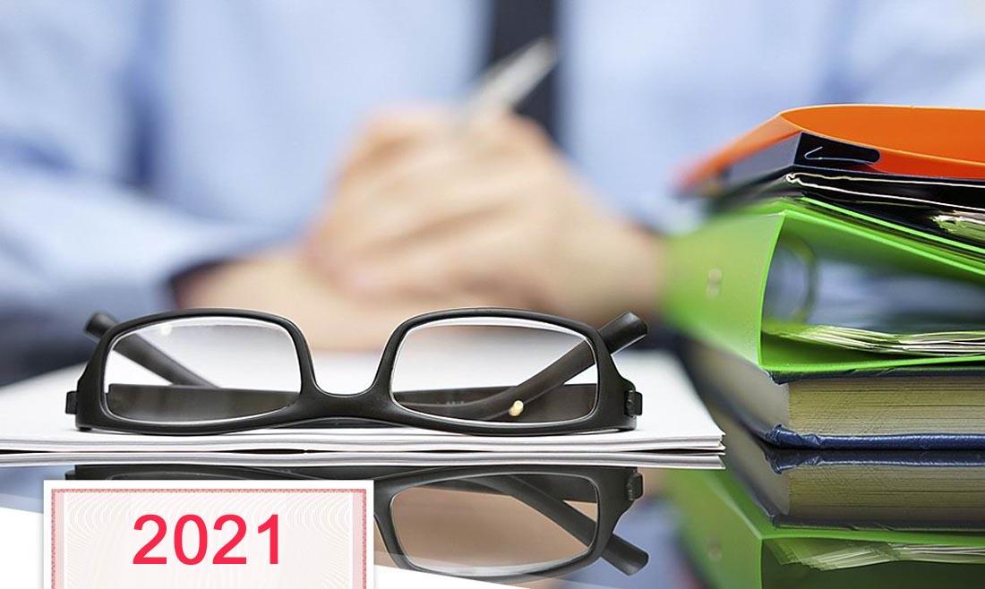 Изменения законодательства с 2021 года для бухгалтера