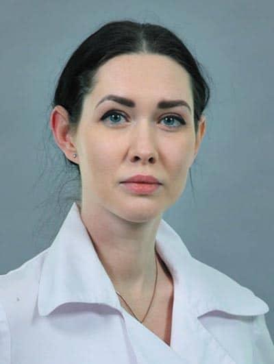 Токарева Эльвира Олеговна