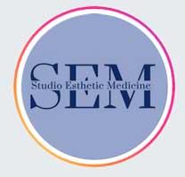 """Логотип компании """"Студия эстетической медицины SEM"""""""