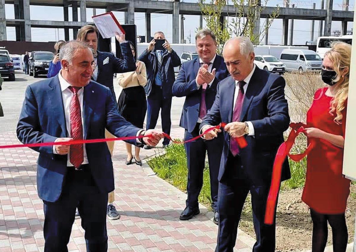 Современный логистический центр во Владивостоке открыла ГК «Дилан»