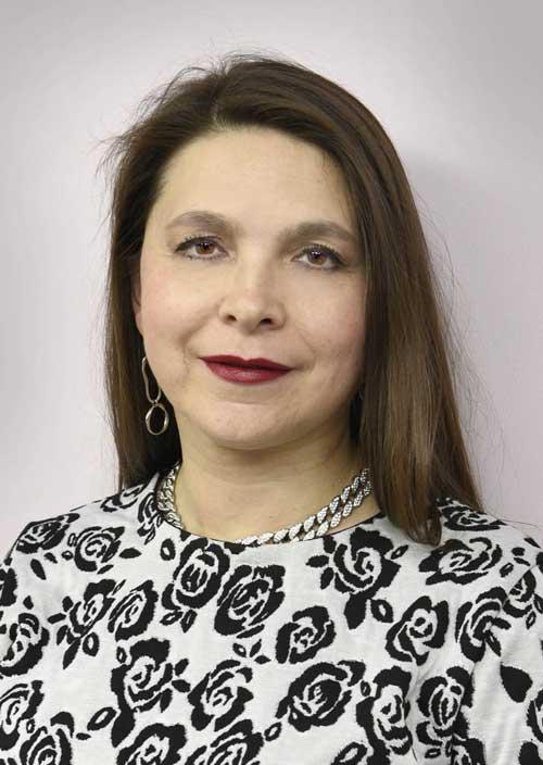 Розова Елена Петровна