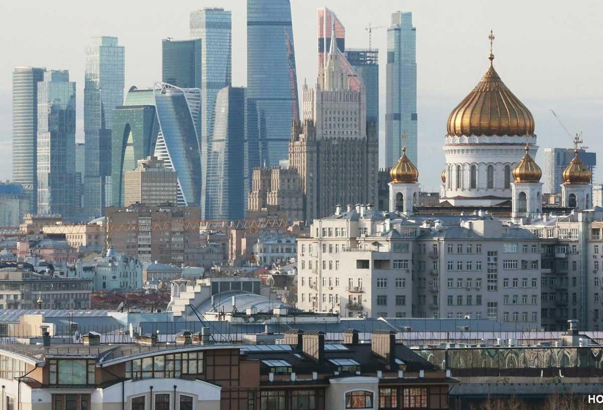От Кремля до самых до окраин