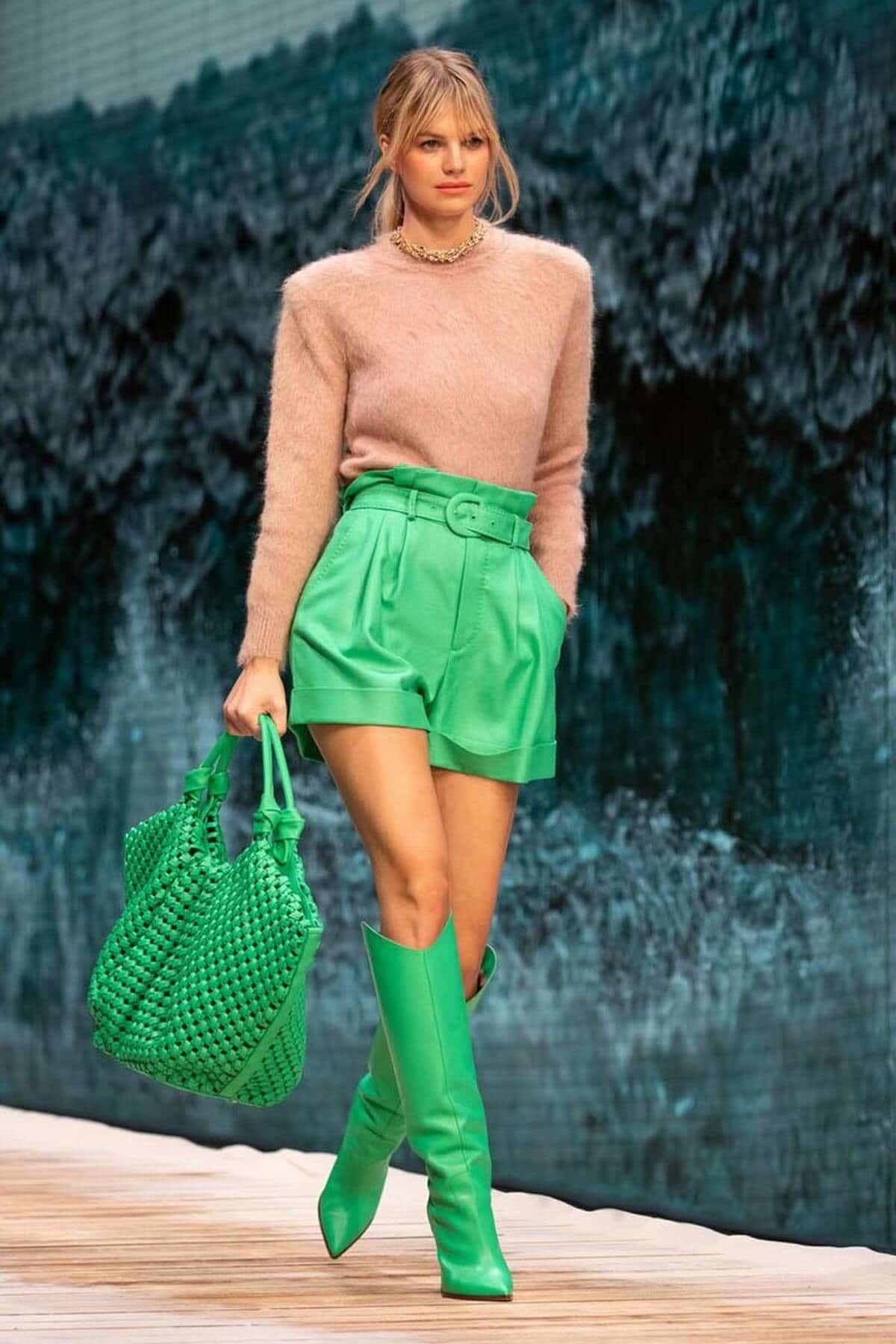 Модные сумки осень-зима 2021-2022. Волшебство форм и роскошь цвета!